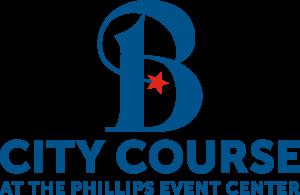 COB CityCourse PEC logo Stacked 2c